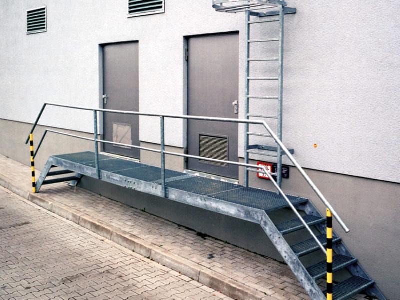 Einflügelige DW54-1 und DW64-1 Türen