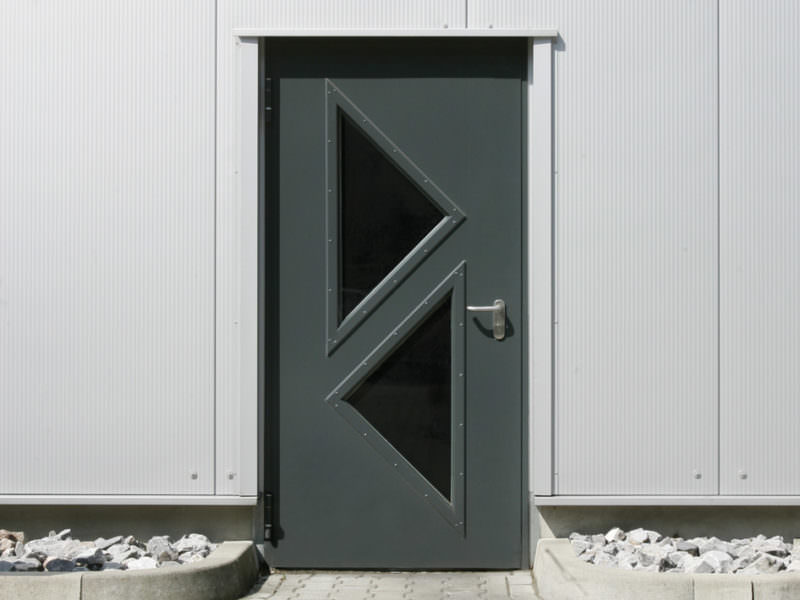 """Burglar resistant door DW54-1 """"KB-SI""""-RC2"""
